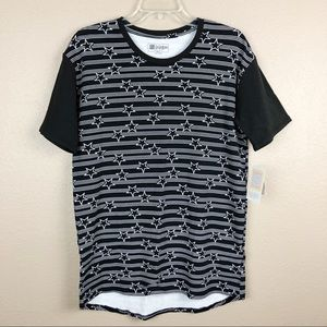 Lularoe Patrick Oversize Star T Shirt Sz Small